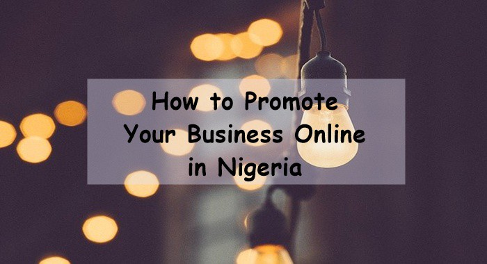Promote My Business Online in Nigeria